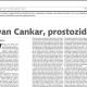 Lep članek Branka Šömna o prostozidarstvu v teh krajih 28 Prostozidarji in prostozidarstvo Velika Loža Slovenije